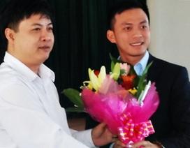 Ông Nguyễn Bá Cảnh trở thành tân bí thư Thành đoàn Đà Nẵng