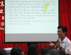 Đà Nẵng:  Không loại trừ nguy cơ có ca nhiễm cúm A/H7N9 đầu tiên