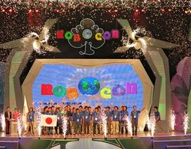 Nhật Bản vô địch ABU Robocon 2013, đội Việt Nam 1 nhận giải Nhì