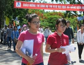 ĐH Đà Nẵng công bố điểm chuẩn trúng tuyển bổ sung đợt 2