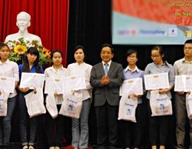 ĐH Đà Nẵng: Trao thưởng Sinh viên giỏi năm 2014