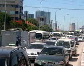 ''Phương tiện cơ giới chỉ nộp 1 lần phí xăng dầu''