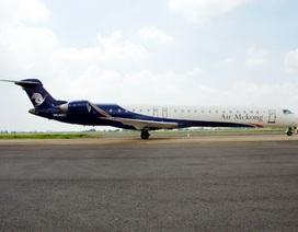 Máy bay Air Mekong phải hạ cánh khẩn cấp vì sự cố