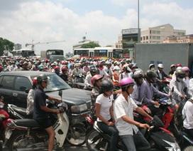 Phạt xe không chính chủ: Khó thực hiện đối với xe máy