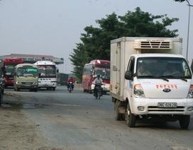 Bộ GTVT yêu cầu dừng ngay việc thu phí tại trạm Tào Xuyên