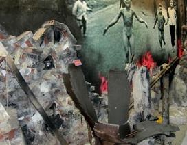 Chùm ảnh các loại bom mìn từng tàn phá Việt Nam