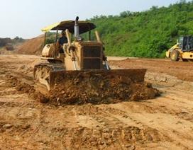 Chậm GPMB dự án quốc lộ 1 sẽ bị phê bình trước Thủ tướng