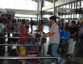 Hàng trăm hành khách bị chậm chuyến bay do lỗi hệ thống dữ liệu