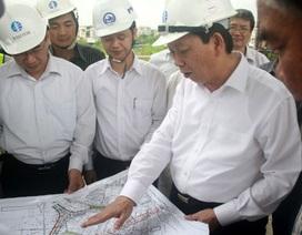 """Chủ tịch Hà Nội: """"Không để dự án cầu Nhật Tân chậm thêm nữa"""""""