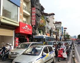 Ùn tắc giao thông tại Hà Nội và TPHCM đã giảm gần 50%