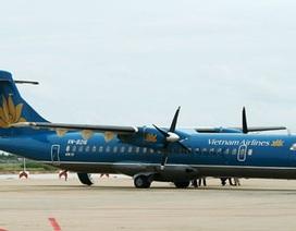 Truy tìm lốp máy bay Vietnam Airlines bị rơi