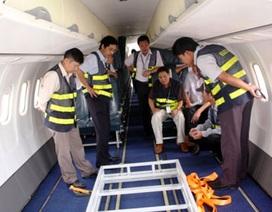 500 nhân viên an ninh đảm bảo đưa Đại tướng lên chuyên cơ an toàn