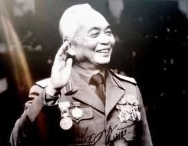 Đề nghị truy phong Đại tướng Võ Nguyên Giáp là Anh hùng dân tộc