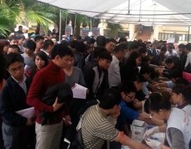 Hà Nội: Hơn 1.000 người hiến máu tình nguyện vì nạn nhân TNGT