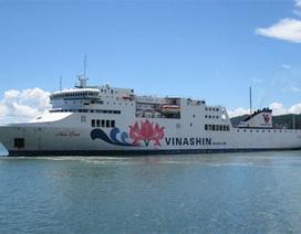 """Vinalines hối hả với """"mục tiêu""""... bán tàu!"""