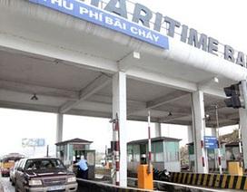 Bộ Giao thông mua vé cho xe qua trạm thu phí Hoàng Mai, Bãi Cháy