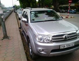 Hà Nội: Hơn 3.000 ô tô sang tên đổi chủ trước giờ G