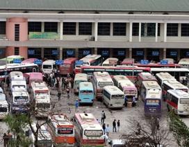 Hà Nội: Vé xe khách Tết tăng giá đến 60%