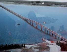 Thủ tướng phát lệnh khởi công xây cầu vượt biển dài nhất nước