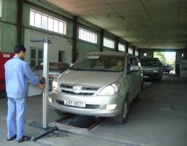 Đình chỉ hoạt động Trung tâm đăng kiểm xe cơ giới Cao Bằng