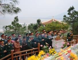 Mở tuyến xe buýt đến khu mộ Đại tướng Võ Nguyên Giáp