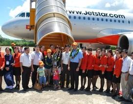 Jetstar Pacific mở đường bay Thanh Hóa - TPHCM