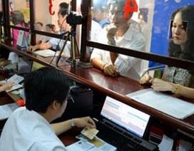 Bắt đầu thí điểm đổi giấy phép lái xe trực tuyến cho người dân