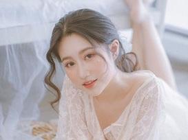 Vẻ đẹp mơ mộng như nàng thơ của Hoa khôi sinh viên Việt tại Nhật