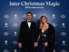 Icardi không thể gia nhập Real Madrid vì… cô vợ xinh đẹp