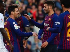 Messi dẫn đầu trào lưu đặt tên trẻ nhỏ tại Barcelona