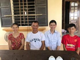 Nữ sinh trường làng xứ Nghệ đạt thủ khoa khối A toàn tỉnh