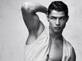 C.Ronaldo bất ngờ lọt top những sao nam ăn mặc xấu nhất hành tinh