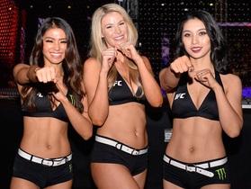 Những bóng hồng xinh đẹp gây sốt làng UFC