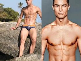 Ngỡ ngàng khi hình ảnh C.Ronaldo được đưa lên… phim người lớn