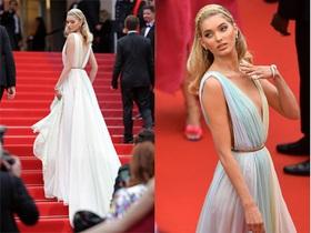 Thiên thần nội y Elsa Hosk đẹp như công chúa