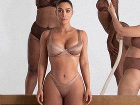 Kim Kardashian tự tin làm người mẫu thời trang