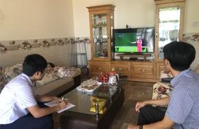 Gia Lai: Học sinh lớp 9 hưởng ứng chương trình ôn tập trên truyền hình