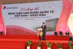 Hà Nội: Bệnh viện ung bướu chuẩn quốc tế chính thức động thổ - 2