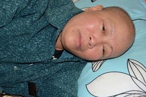 Chị Vi Thị Thắm (46 tuổi), mắc ung thư vú.