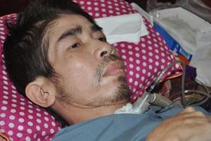 Bố của Thảo bị ung thư vòm họng giai đoạn cuối.