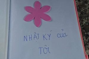 Cuốn nhật ký đồng hành cùng Phương trong cuộc chiến với căn bệnh ung thư