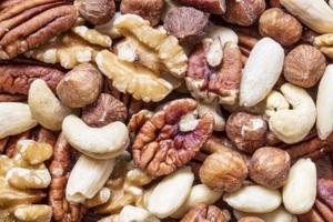 Hạt có vỏ cứng - Chìa khóa chống ung thư đại tràng