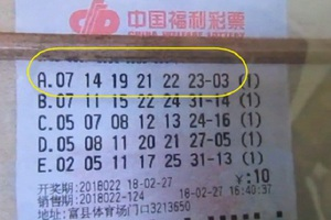 Mua tấm vé số thừa bỏ đi, bất ngờ trúng độc đắc 30 tỷ đồng - 1