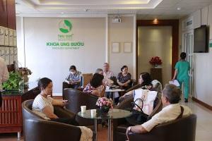 Khoa Ung bướu –Singapore, Bệnh viện Thu Cúc