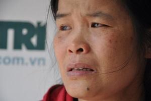 Vợ anh Thà là chị Hường lại bị bệnh tim.