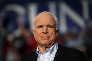 Thượng nghị sĩ Mỹ John McCain ngừng trị liệu ung thư não