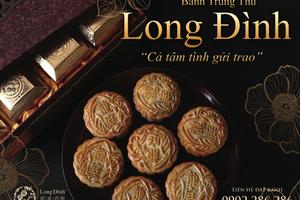 Bánh Trung Thu Long Đình – Món quà trang trọng thay lời tri ân - 1