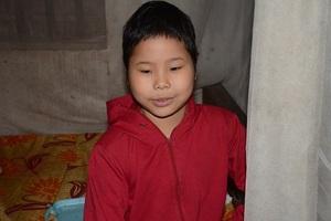 Hơn 128 triệu đồng đến với gia đình bé Thanh bị ung thư máu - 1