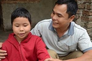 Hơn 128 triệu đồng đến với gia đình bé Thanh bị ung thư máu - 2