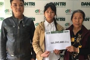 Bạn đọc giúp đỡ cô bé Nga mồ côi bị ung thư tuyến giáp gần 162 triệu đồng - 3